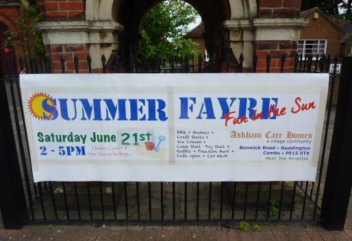 Summer Fayre 1